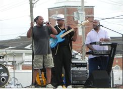 wadesboro nc band music summer event