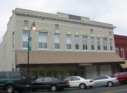 image renovated downtown building in wadesboro anson county nc